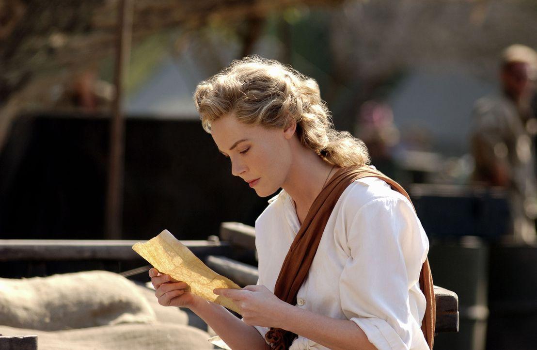 Krankenschwester Margaret (Connie Nielsen) gelingt es, notwendige Medikamente ins Lager der Soldaten zu schmuggeln ... - Bildquelle: Buena Vista International