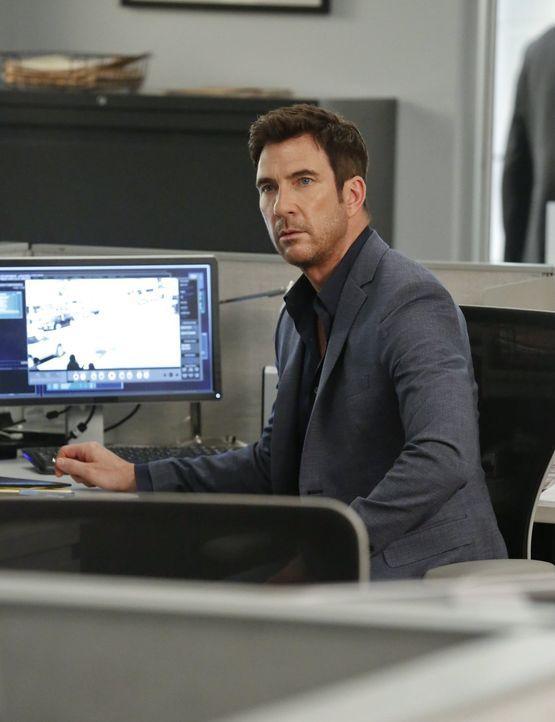 Beths Stalker schreckt vor nichts zurück. Doch ist auch Jack (Dylan McDermott) in Gefahr? - Bildquelle: Warner Bros. Entertainment, Inc.