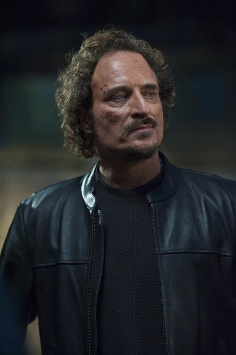 Tig (Kim Coates) will Clay natürlich bei seinem Rachefeldzug gegen die Neonazi-Gruppe rund um Zobelle unterstützen ... - Bildquelle: 2009 Twentieth Century Fox Film Corporation and Bluebush Productions, LLC. All rights reserved.