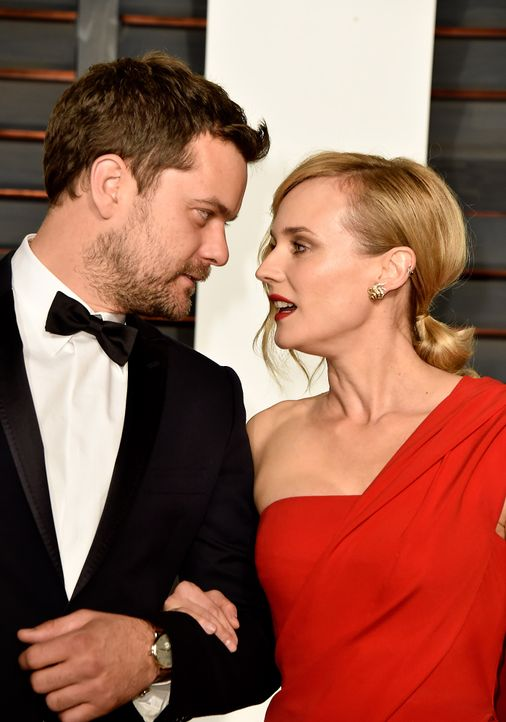 Oscars-Vanity-Fair-Party-Joshua-Jackson-Diane-Kruger-150222-getty-AFP - Bildquelle: getty-AFP