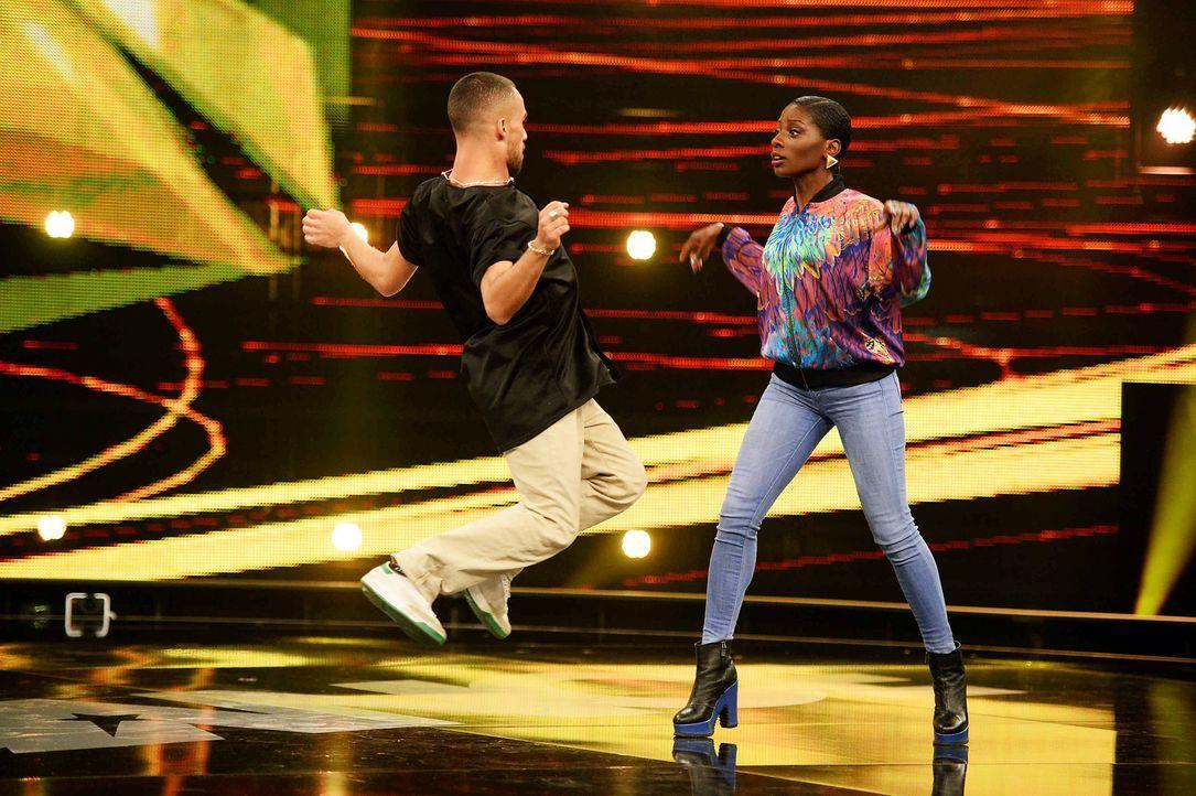 Got-To-Dance-Majid-09-SAT1-ProSieben-Willi-Weber - Bildquelle: SAT.1/ProSieben/Willi Weber