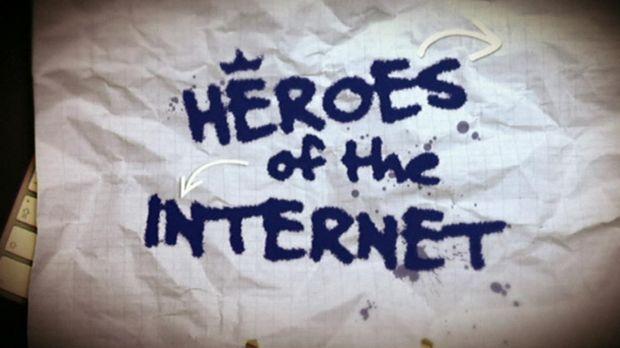 Heroes of the Internet ... © ProSieben
