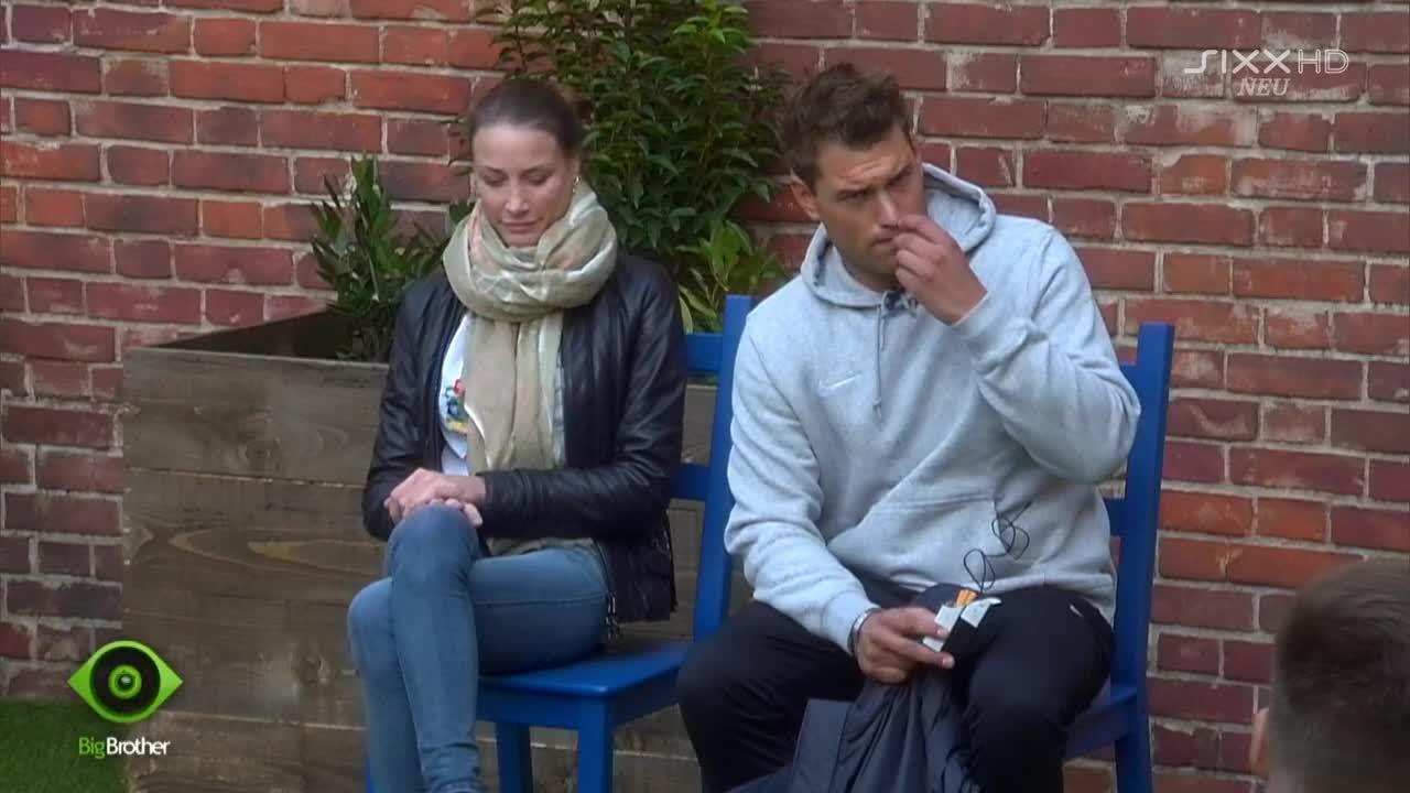 Sophia und Kevin beim Wochenspiel