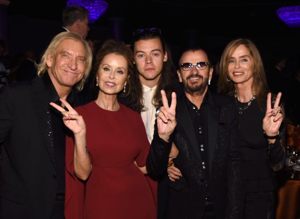 Harry Styles - Bildquelle: AFP
