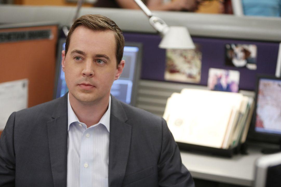 Im Kampf gegen das Böse: McGee (Sean Murray) ... - Bildquelle: CBS Television