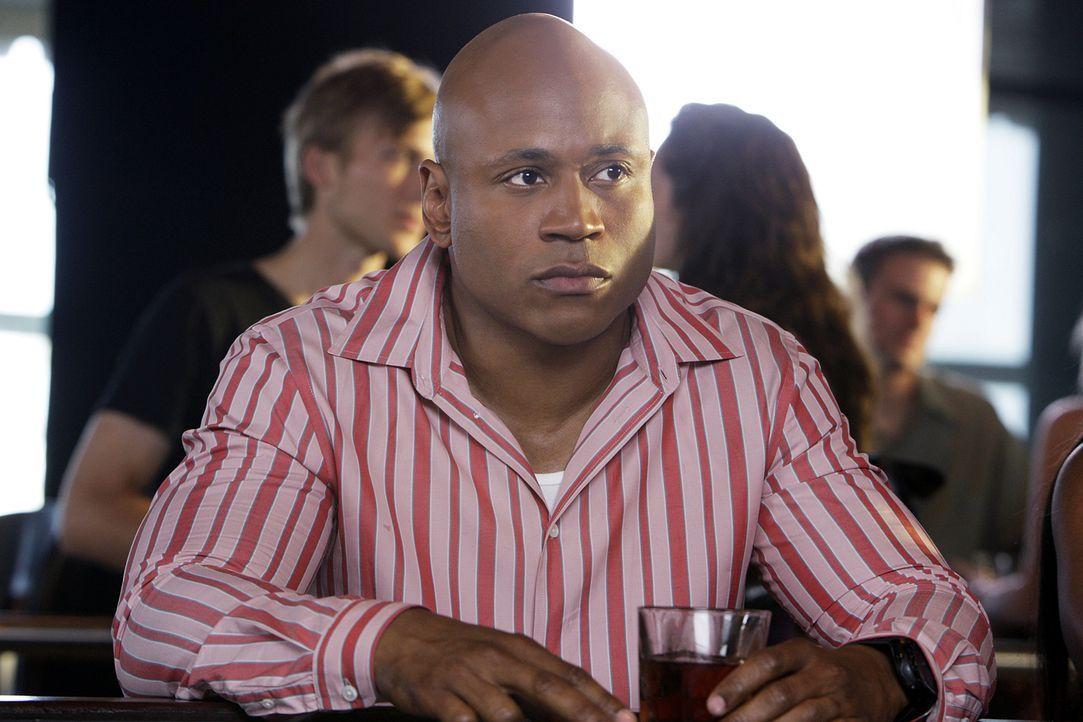 Ermittelt undercover an einem neuen Fall: Special Agent Sam Hanna (LL Cool J) - Bildquelle: CBS Studios Inc. All Rights Reserved.
