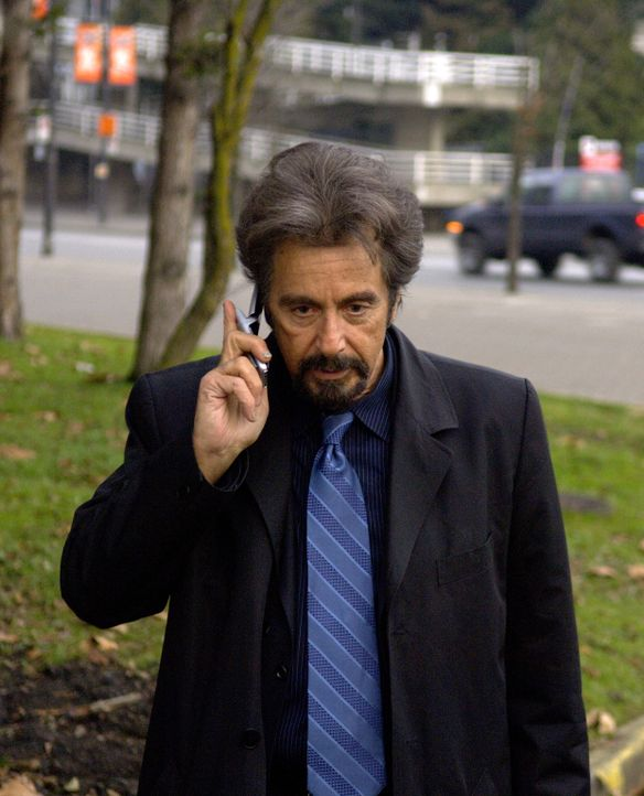 College-Professor Jack Gramm (Al Pacino), bekommt einen Telfonanruf und ihm wird mitgeteilt, dass er noch 88 Minuten zu leben hat. Daraufhin versuch... - Bildquelle: Nu Image