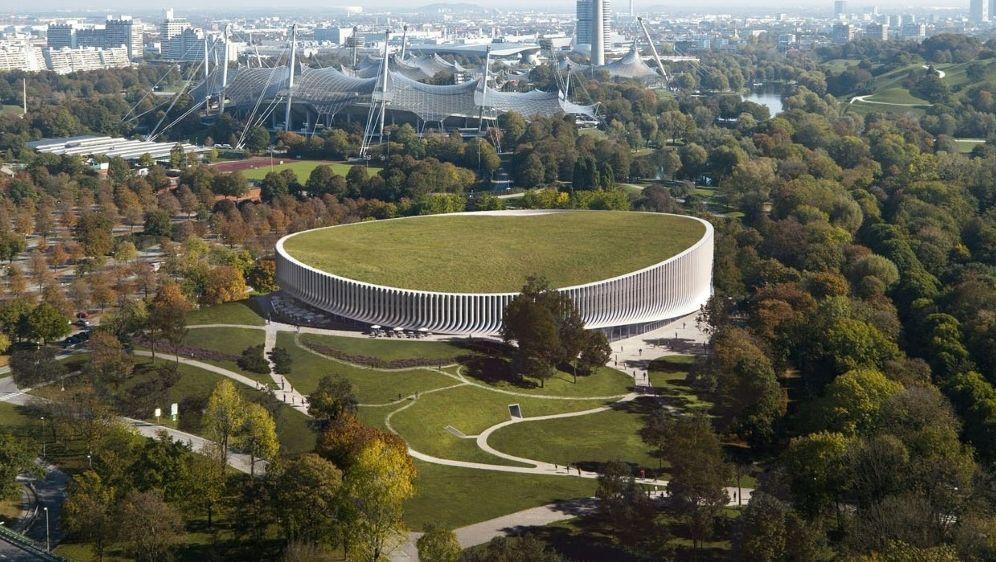 In die neue Arena sollen bis zu 11.500 Zuschauer passen - Bildquelle: 3XN Architects & MIR3XN Architects & MIR3XN Architects & MIR