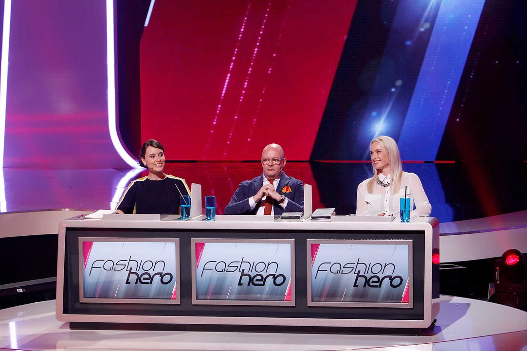 Fashion-Hero-Epi05-Show-01-ProSieben-Richard-Huebner - Bildquelle: Richard Huebner