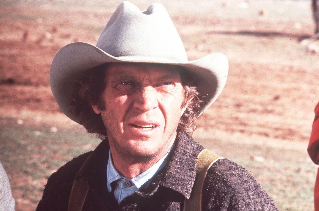 Als seine rigorose Selbstjustiz ihn zu einem Risiko für seine Auftraggeber macht, hängen diese Tom Horn (Steve McQueen) einen Mord an, den er nich...