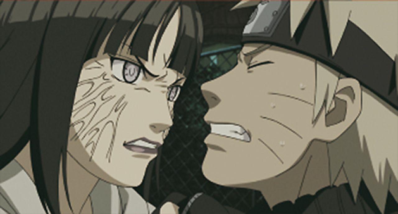 In der Tsukuyomi-Welt warten Gefahren und starke Gegner auf Naruto (r.) und Sakura. Ob es den beiden gelingt, einen Weg zurück in ihre richtige Welt... - Bildquelle: 2002 MASASHI KISHIMOTO /2007 Shippuden   NMP 2012