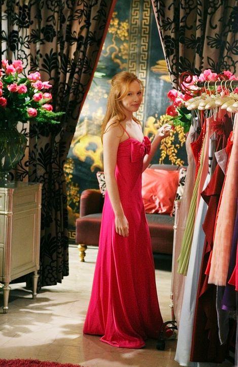 Alexis (Molly C. Quinn) soll Owen auf den Junior-Senior-Abschlussball begleiten. Das richtige Kleid dafür muss erst noch gefunden werden ... - Bildquelle: ABC Studios