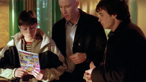 Wie lange wird es der kleine Ryan (Ryan Kelley, l.) schaffen, seine besondere...