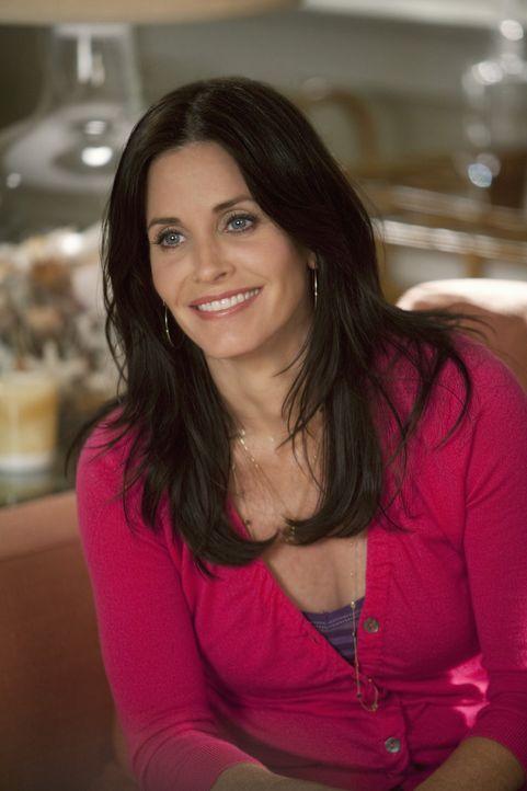 Jules (Courteney Cox, l.) ist glücklich mit Jeff - doch wie lange noch? - Bildquelle: 2009 ABC INC.