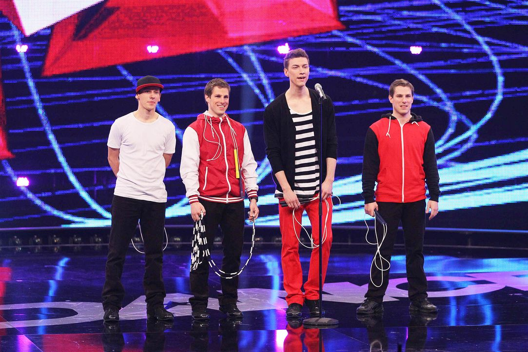 Got-To-Dance-International-Show-Team-02-SAT1-ProSieben-Guido-Engels - Bildquelle: SAT.1/ProSieben/Guido Engels