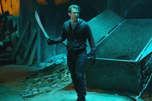 The Strain - Kann Eph (Corey Stoll) den Master in den Tunneln unter der Stadt...