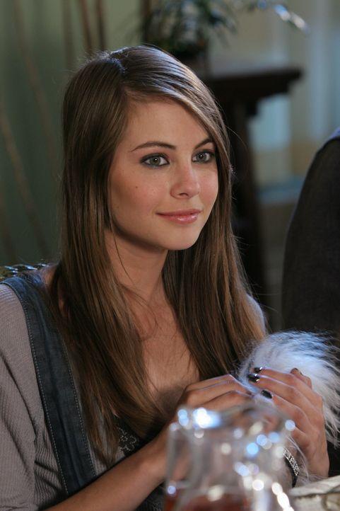 Taylor (Autumn Reeser) wurde von ihrer Mutter raus geschmissen, nachdem sie ihr gestanden hat, in Frankreich geheiratet zu haben ... - Bildquelle: Warner Bros. Television