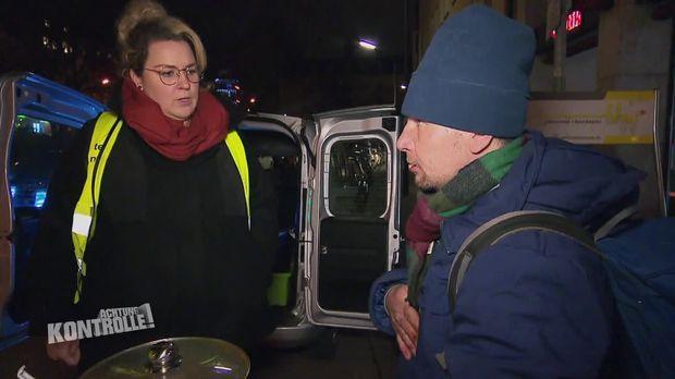 Achtung Kontrolle - Achtung Kontrolle! - Hilfe Und Versorgung In Der Not - Münchner Kältebus