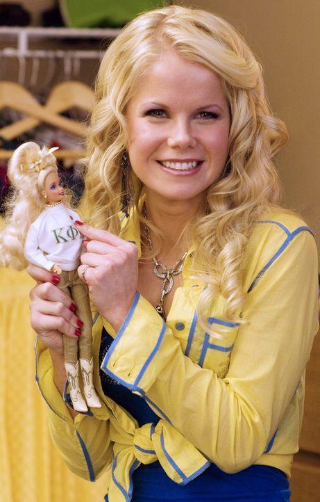 """Dinky (Crystal Hunt) träumt seit ihrer Kindheit davon, in die Studentenverbindung """"Kappa Phi Nu"""" eintreten zu können. Weil sie sich mit dem Denken e... - Bildquelle: 2007 Universal Studios, All Rights Reserved"""