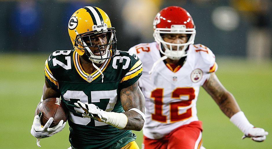 Sam Shields (Los Angeles Rams) - Bildquelle: 2015 Getty Images