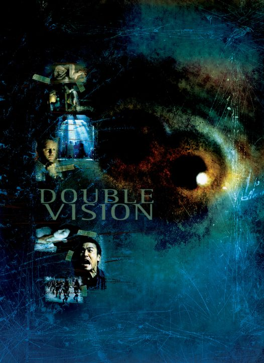 Double Vision mit David Morse, l. und Tony Leung Ka Fai, r. - Bildquelle: 2004 Sony Pictures Television International. All Rights Reserved.