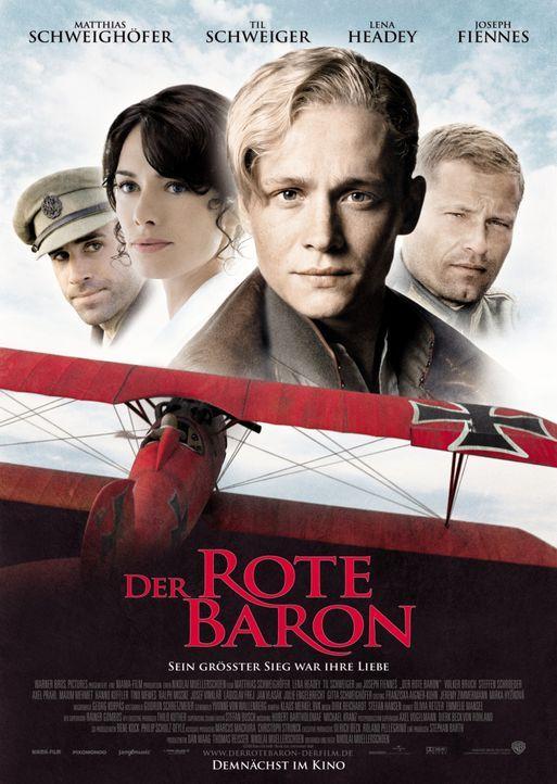 Der Rote Baron - Plakatmotiv - Bildquelle: Warner Bros. Television