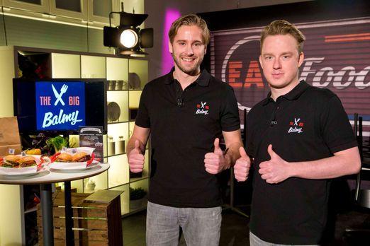 Restaurant Startup Teilnehmer Folge 1 - 1 - Bildquelle: kabel eins / Richard...