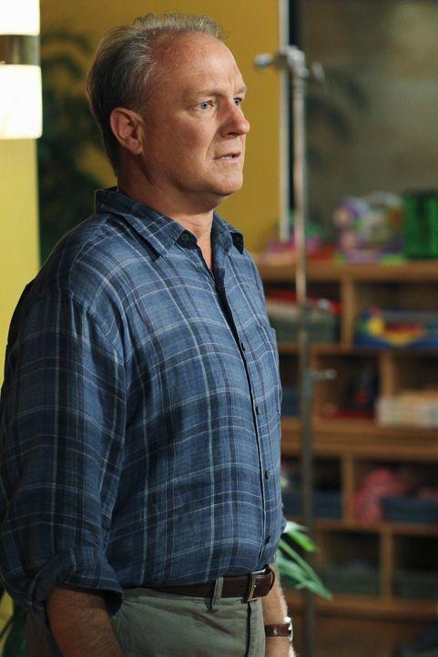 Troy (David Grant Wright), der Mann, der Maya angefahren und Dell getötet hat, taucht in der Oceanside Wellness Praxis auf. Längst wegen des Unfal... - Bildquelle: ABC Studios