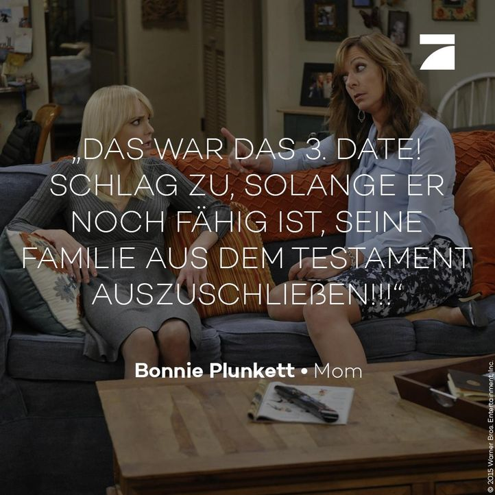 Bonnie - Staffel 3 Episode 9 - Bildquelle: 2016 Warner Bros. Entertainment, Inc.