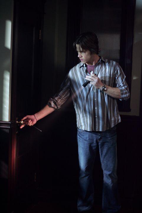 Hat es mit einem Formwandler zu tun: Sam (Jared Padalecki) ... - Bildquelle: Warner Bros. Television