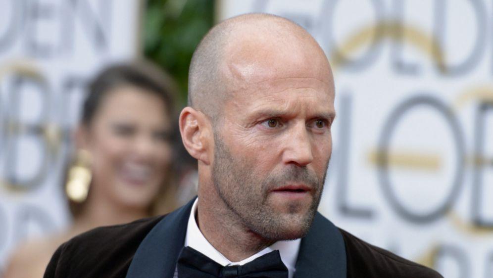 """The Transporter""-Star Jason Statham: Emotionaler Brief"