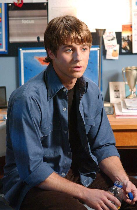 Ryan (Benjamin McKenzie) ahnt nicht, dass Marissa während des Sommers eine Affäre mit dem Gärtner angefangen hat ... - Bildquelle: Warner Bros. Television