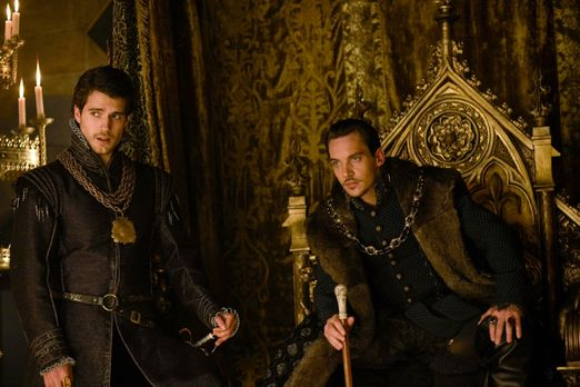 Die Tudors - Der Palast steht vor einer großen Veränderungen, denn König Henr...
