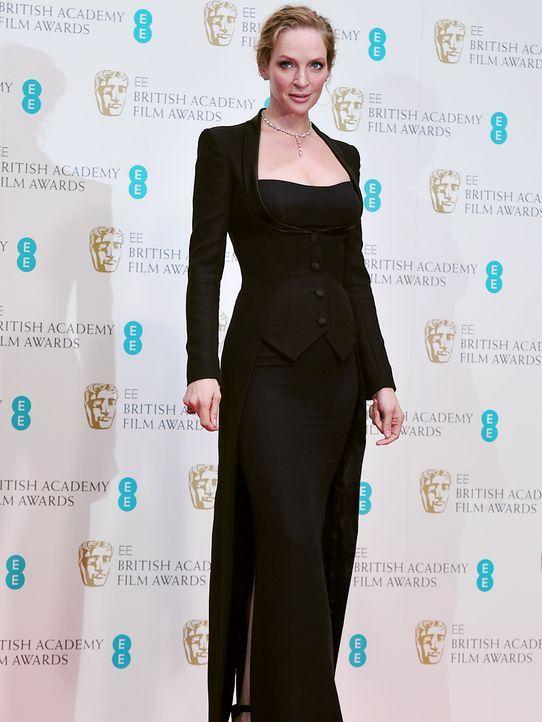 BAFTA-Uma-Thurman-14-02-16-AFP - Bildquelle: AFP