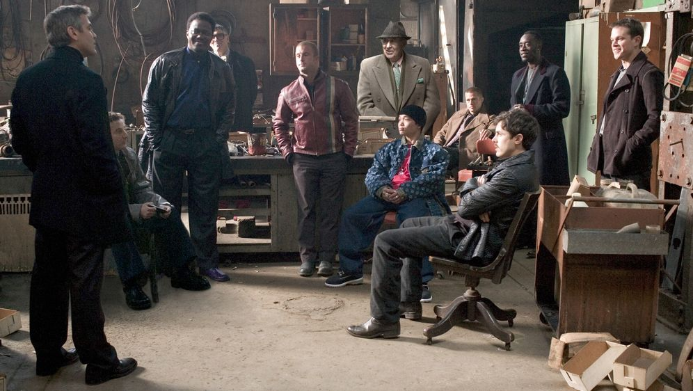 Ocean's Twelve - Bildquelle: Warner Bros. Television