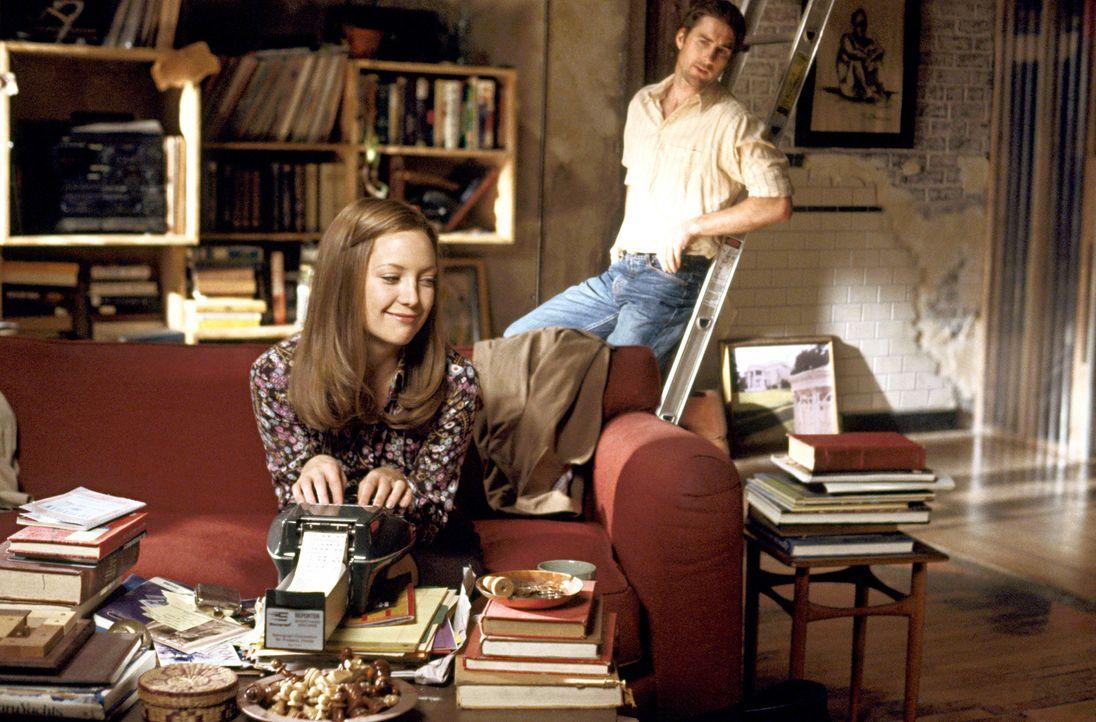 Alex (Luke Wilson, r.) ist ein junger Schriftsteller mit einer Schwäche fürs Zocken. Skrupellose Kredithaie sind hinter ihm her und er braucht dring... - Bildquelle: Warner Bros.