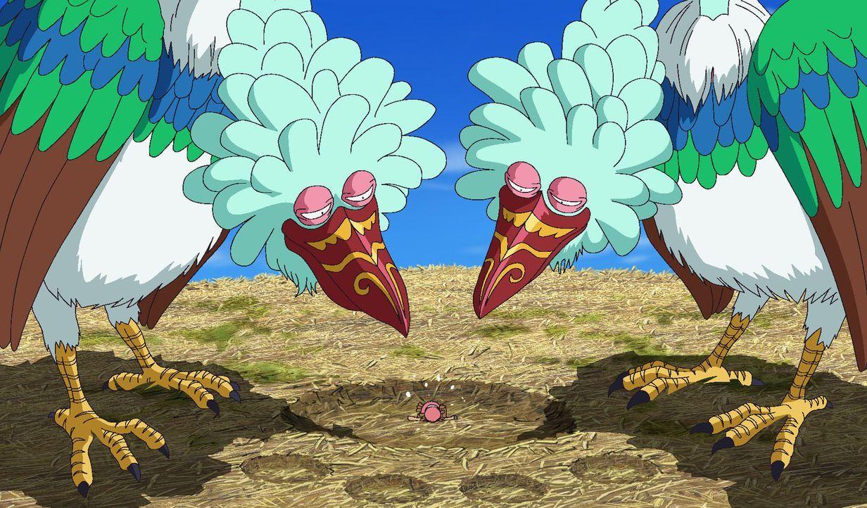 Während Ruffy mit Hilfe der Schlangenprinzessin das Leben seines Bruders Ace... - Bildquelle: Eiichiro Oda/Shueisha, Toei Animation