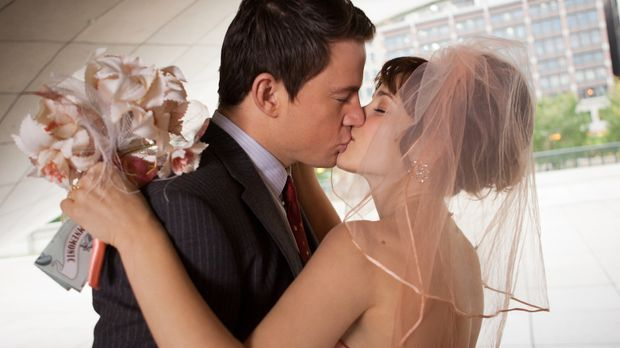 Der schönste Tag im Leben: Für Leo (Channing Tatum, l.) und Paige (Rachel McA...
