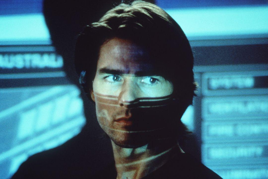 Das Impossible Mission Force Headquarter schickt Ethan Hunt (Tom Cruise) erneut in einen lebensgefährlichen Einsatz: Der Superspion soll den gefäh... - Bildquelle: Paramount Pictures
