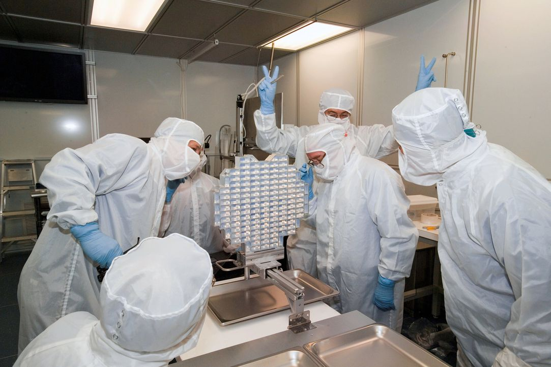 Wissenschaftler haben in regelmäßigen Abständen mit Viren und Bakterien mysteriösen Ursprungs zu kämpfen. Könnten die schlimmsten Seuchen und Epidem... - Bildquelle: NASA