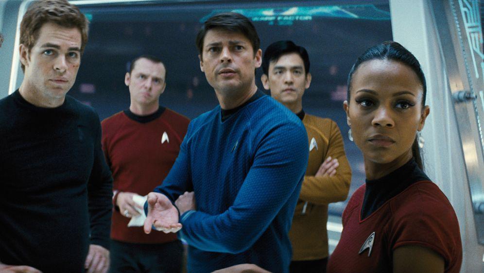 Star Trek - Die Zukunft hat begonnen - Bildquelle: Copyright © 2009 by PARAMOUNT PICTURES CORPORATION.