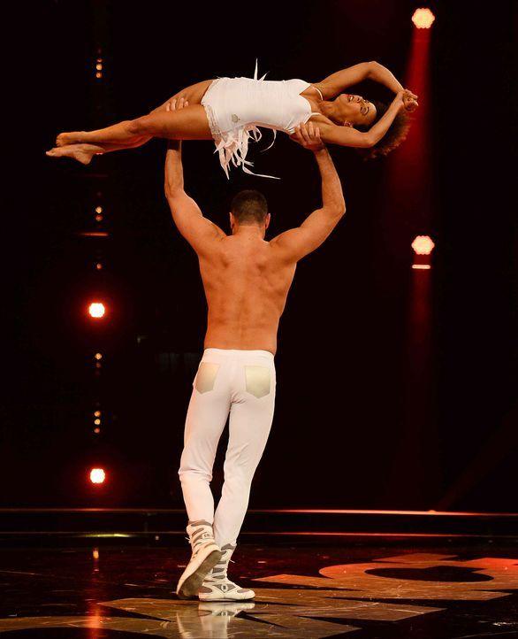 Got-To-Dance-Martin-Marielle-03-SAT1-ProSieben-Willi-Weber - Bildquelle: SAT.1/ProSieben/Willi Weber