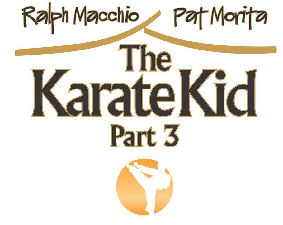 """""""Karate Kid III - Die letzte Entscheidung"""" - Logo - Bildquelle: Columbia Pictures"""