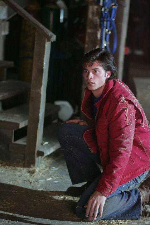 Hat er sich wirklich alles nur eingebildet? Clark (Tom Welling) lernt in der Psychatrie etwas Erschreckendes ... - Bildquelle: Warner Bros.
