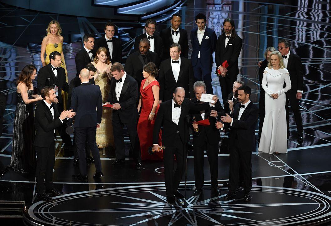 bester-film-4-AFP - Bildquelle: Kevin Winter/Getty Images/AFP