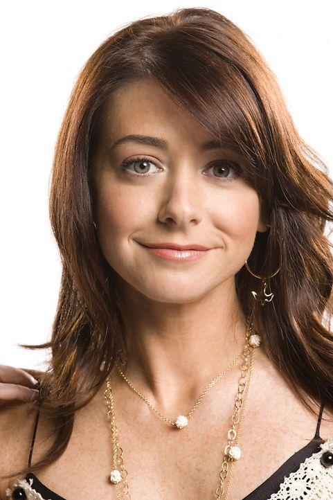 (2. Staffel) - Erlebte mit Ted viele verrückte Momente: Lily (Alyson Hannigan) ... - Bildquelle: 20th Century Fox International Television
