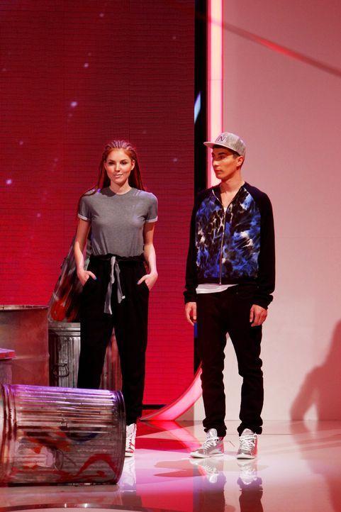 Fashion-Hero-Epi01-Show-50-ProSieben-Richard-Huebner - Bildquelle: ProSieben / Richard Huebner