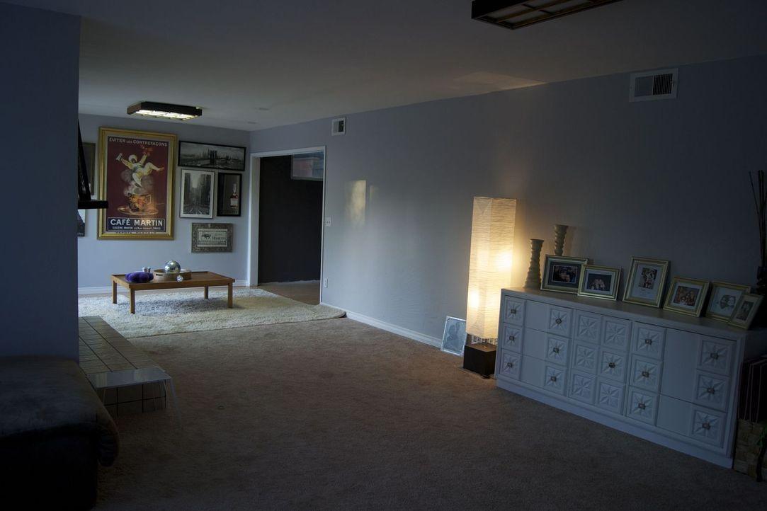 Aus diesem Raum soll eine umweltfreundliche Bar und Lounge werden. Werden Josh und sein Team dies schaffen? - Bildquelle: 2009, DIY Network/Scripps Networks, LLC