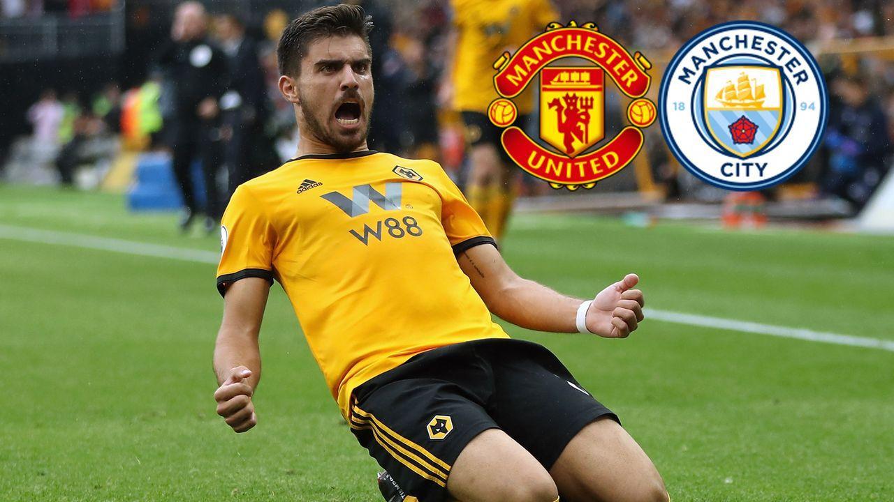Ruben Neves (Wolverhampton Wanderers) - Bildquelle: 2018 Getty Images