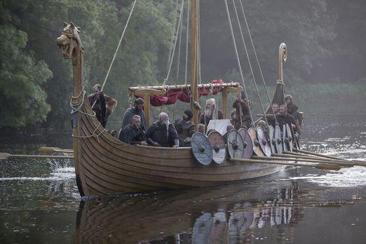 Vikings - Erneut machen sich die Nordmänner unter der Führung von Ragnar dara...